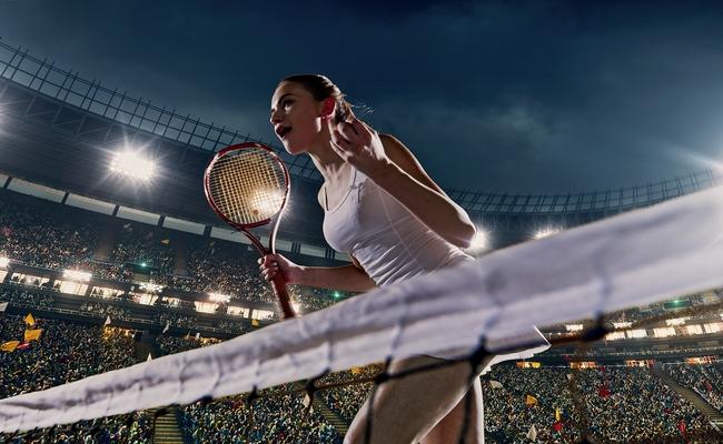 Tennis opens